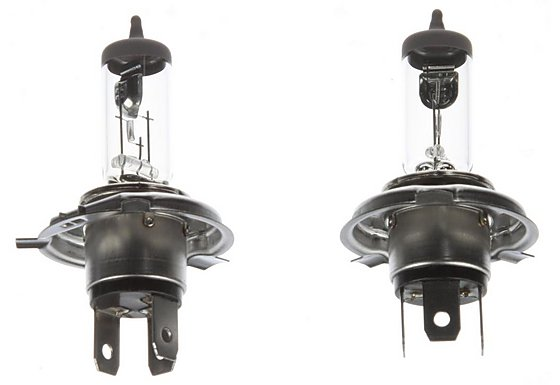 Bosch (472 H4) Car Headlamp Bulb x 2