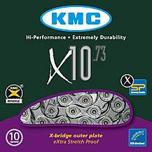 image of KMC X10-73 10 Speed Chain
