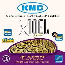 image of KMC X10 Extra Light 10 Speed Chain