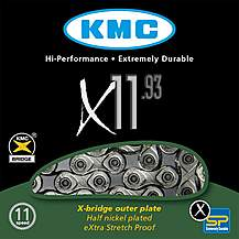 image of KMC X11-93 11 Speed Chain