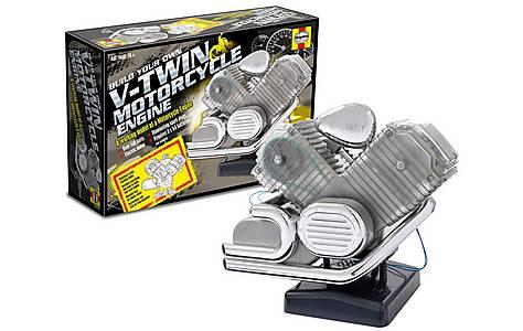 image of Haynes V Twin Motorcycle Engine