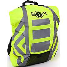 image of BTR Waterproof Hi-Vis Backpack Cover