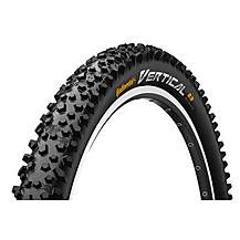 "image of Continental Vertical 2.3 Bike Tyre - 26"" x 2.3"""