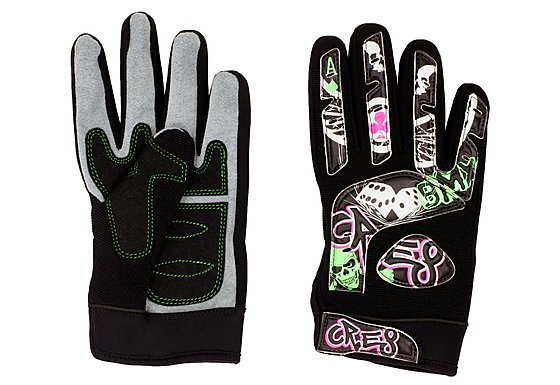 CRE8 Full Finger Cycling Gloves - Medium