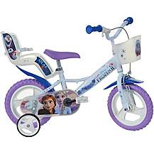 image of Disney Frozen Kids Bike - 12""