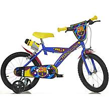 image of FC Barcelona Kids Bike - 14""