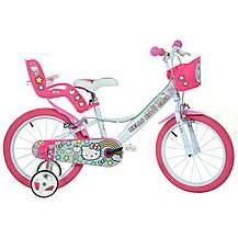 "image of Hello Kitty Kids Bike - 16"" Wheel"