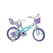 "image of Disney Frozen Kids Bike - 16"" Wheel"