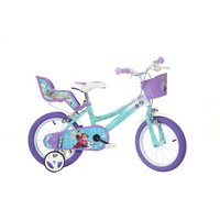 """Disney Frozen Kids Bike - 16"""""""