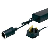 Halfords Mains To 12v Accessory Adaptor