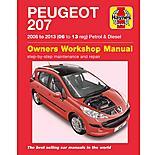 Haynes Peugeot 207 (06 - July 09) Manual