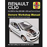 Haynes Renault Clio (Oct 05 - May 09) Manual