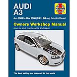 Haynes Audi A3 (Jun 03 - Mar 08)