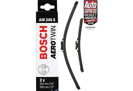 Bosch Aerotwin Flat Set A246S 26/15