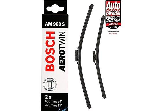 Bosch Aerotwin Flat Set A980S 24/19