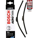 image of Bosch A402S Wiper Blades - Front Pair