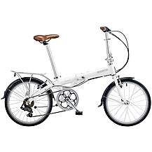 image of Bickerton Junction 1607 Country Folding Bike