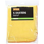 image of Halfords Dusters 5 Pack