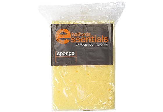Halfords Car Cleaning Sponge