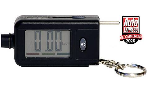 image of Halfords Digital Tyre Pressure/Tread Gauge
