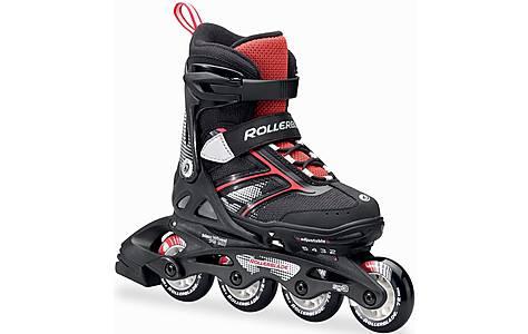 image of RB16 Spitfire Junior Skates - Red & Black