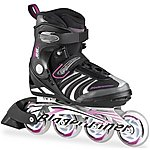 image of BR15 Formula 82 Inline Skates  - Black & Purple