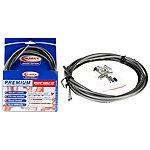 image of Clarks Premium Bike Gear Kit & Brake Cable Kit Bundle