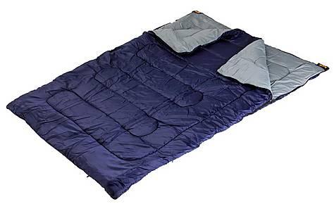image of Halfords Double Envelope Sleeping Bag