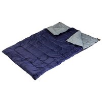 Halfords Double Envelope Sleeping Bag