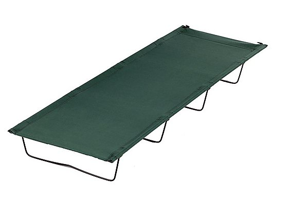 Halfords 4 Leg Camping Bed