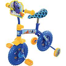 "image of Disney Finding Dory 2in1 10"" Kids Training Bike"