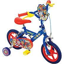 """image of Paw Patrol Kids Bike - 12"""""""