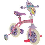 "image of Disney Princess 2in1 10""Training Kids Bike"