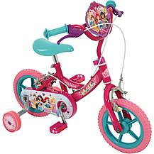 image of Disney Princess Kids Bike - 12""