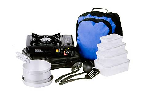 image of Halfords Complete Cookset Pack