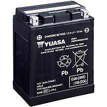 image of Yuasa YTX14AH-BS 12V High Performance Maintenance Free VRLA Battery