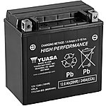 image of Yuasa YTX14H-BS 12V High Performance Maintenance Free VRLA Battery