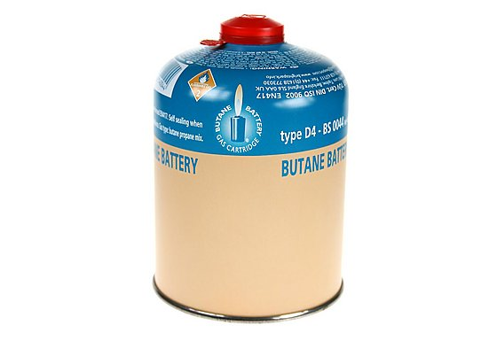 Halfords Butane Battery 460G Cartridge