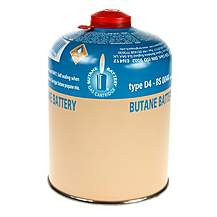 image of Halfords Butane Battery 460G Cartridge