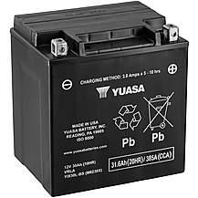image of Yuasa YIX30L-BS 12V High Performance Maintenance Free VRLA Battery