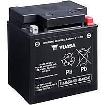 image of Yuasa YIX30L-BS-PW 12V High Performance Maintenance Free VRLA Battery