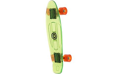image of Bored Ice XT Lime Green Skateboard