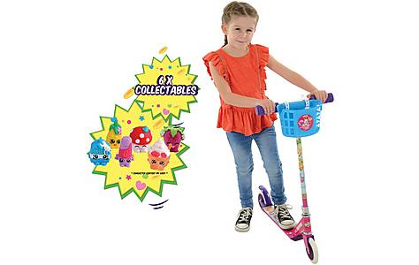 image of Shopkins Collectable Inline Scooter