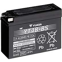 image of Yuasa YT4B-BS 12V Maintenance Free VRLA Battery