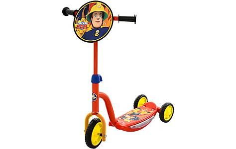 image of Fireman Sam Light & Sound Rescue Tri-Scooter