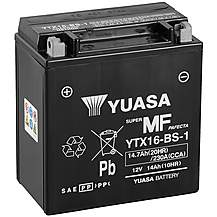 image of Yuasa YTX16-BS-1 12V Maintenance Free VRLA Battery