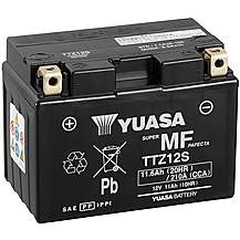 image of Yuasa TTZ12S 12V Maintenance Free VRLA Battery
