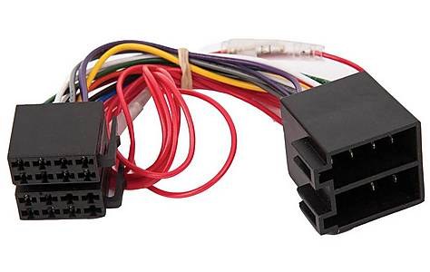 image of Autoleads Harness Adaptor ISO to ISO+ PC2-32-4