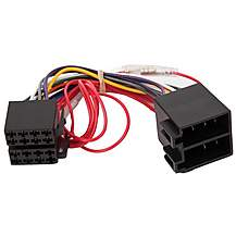image of Halfords Harness Adaptor ISO to ISO+ PC2-32-4