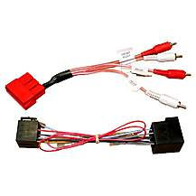 image of Autoleads PC9-404/PC9-410 - Audi ISO Lead/Harness Adaptor